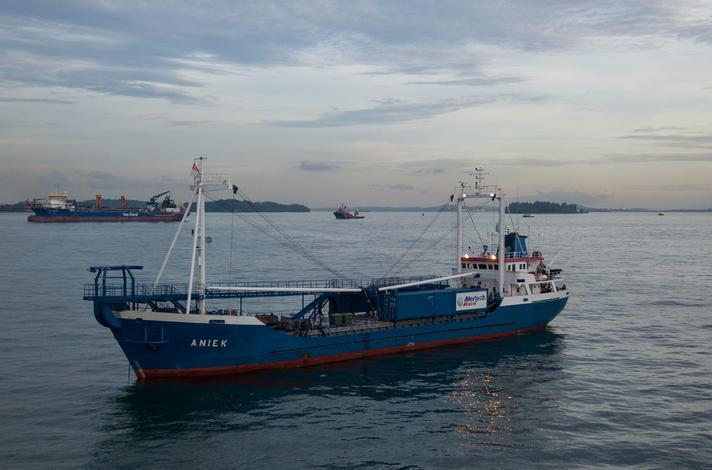 MV Aniek